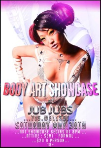 Body Art Showcase